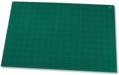 Groene Folia Snijmat A1+ formaat (600mm X 900 mm) - groen