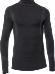 Iron-ic Thermoshirt Junior Polyamide Zwart Maat 5-6 Jaar