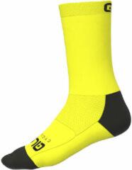 Alé - Team Socks - Fietssokken maat 36/39 - S, geel