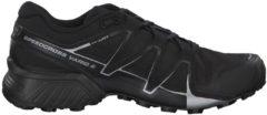 Sportschuhe Speedcross Vario 2 402390 für Trail und Laufen Salomon Black/Black/Silver Metallic-x