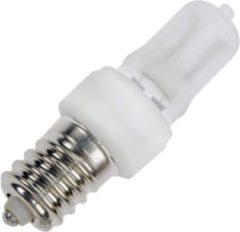 Huismerk halogeenlamp Halogeen halolux 230V 100W kleine fitting E14 mat