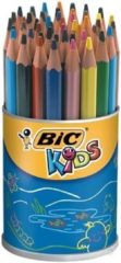 Bic Kids kleurpotlood Ecolutions Evolution Triangle, pot met 48 potloden