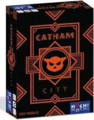 HUCH! Catham City, Kaartspel, NL/EN/DE/PL HUCH! 880864