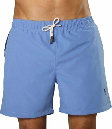 Afbeelding van Sanwin Beachwear Zwembroek Heren Sanwin - Blauw Miami - Maat S
