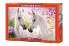 Castorland Legpuzzel Romantic Horses 1000 Stukjes