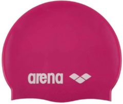 Arena Classic Silicone Badmuts Donkerroze