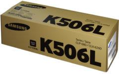 Samsung Tonercassette CLT-K506L CLT-K506L/ELS Origineel Zwart 6000 bladzijden
