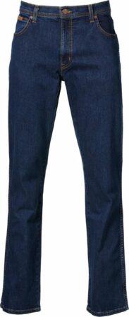 Afbeelding van Wrangler 5-pocket Jeans Texas Stretch Blauw - 33-34