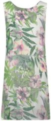 Kleid im trendigen Blumen-Print Betty Barclay Cream/Green - Weiß