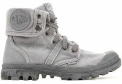 Grijze Hoge Sneakers Palladium Manufacture US Baggy W 92478-066-M