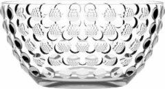 Transparante Italesse Bolle Bowl koeler voor zes flessen