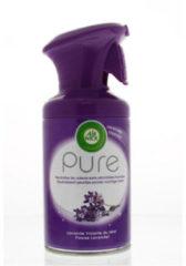 Witte Air Wick Pure Luchtverfrisser Spray - Paarse Lavendel - 250 ml