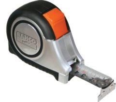 Roestvrijstalen Bahco rolbandmaat rvs met magnetisch lip 8 m