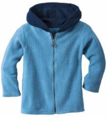 Minibär DESIGN Vest met capuchon, jeans-blauw 134/140