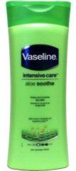Unilever Actiepagina Vaseline Aloe Soothe - 400 ml - Bodylotion