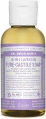 Dr Bronners Dr.Bronner's 18-IN-1 Vloeibare zeep 60 ml 1 stuk(s)