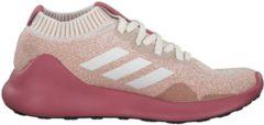 Laufschuhe mit breitem Vorfußbereich adidas performance cloud white/cloud white/trace maroon