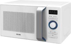 ETNA GMV520WIT - microgolfoven met grillfunctie - wit
