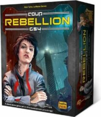 Enigma Coup Rebellion G54
