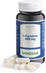 Bonusan L-Carnitine - 60 Capsules - Voedingssupplement