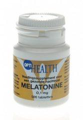 Vital Cell Life Opti Health Melatonine 0.25mg Tabletten