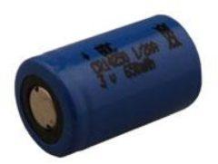 BSE Lithium 1/2 AA 3 volt 650mAh
