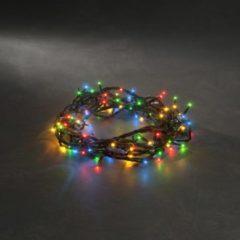 Konstsmide 2084-500 Micro-lichtketting Buiten werkt op het lichtnet Gloeilamp Bont Verlichte lengte: 7.16 m
