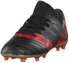 Fußballschuhe NEMEZIZ 17.3 FG S82428 mit Nocken-Sohle adidas performance core black/core black/solar red