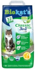 Biokat's Classic 3 in 1 Fresh Lentegeur - Kattenbakvulling - 10 L