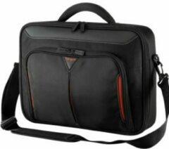 Targus Laptoptas Classic+ CN418EU 18 inch Zwart, rood