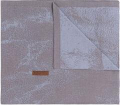 Baby's Only Marble Wiegdeken Cool Grey / Lila 70 x 95 cm