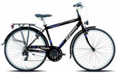 28 Zoll Herren City Fahrrad Legnano Forte dei Marmi 21 Gang Legnano schwarz-blau