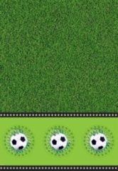 Groene Folat Party Tafelkleed Soccer 130 X 180 cm
