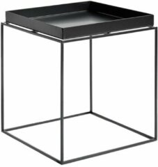 Zwarte Hay Tray Table salontafel zwart medium