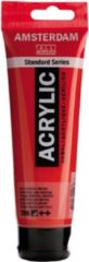Royal Talens Standard tube 120 ml Naftolrood middel halfdekkende acrylverf naftol rood middel