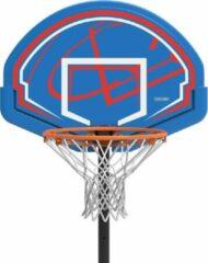 Lifetime basketbal standaard Youth blauw