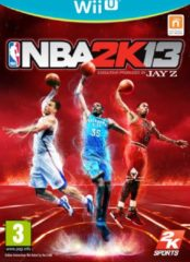 Take Two NBA 2K13