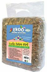 Ekoo Bedding Exotic Kokos Grof Inhoud - 25 Liter