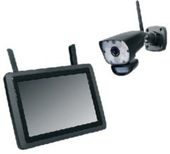 Indexa DW700 SET - Funk Kamera inkl. LED Strahler DW700 SET