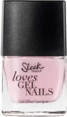 Roze Sleek Loves Gel Nails Sugar Coat Me
