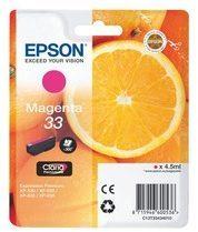 Paarse Epson C13T33434010 inktcartridge Origineel Magenta 1 stuk(s)