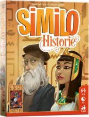 999 Games kaartspel Similo Historie 12,3 x 9,7 x 2 cm
