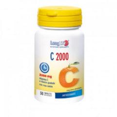 Longlife C2000 t/r antiossidante e vitaminico 30 tavolette