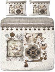 Suela Home Vallery - Dekbedovertrek - lits-jumeaux - 240 x 200/220 cm - Multi