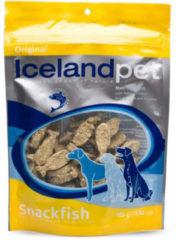 Icelandpet Snackfish Hondensnack Original Witvis 100 gr