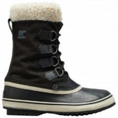 Zwarte Sorel Winter Carnival Snowboots Dames - Black. Stone - Maat 38