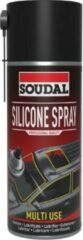 Soudal silicone spray 400ml x 6stuks