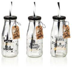 Trinkglas-Set, 3 tlg. IMPRESSIONEN living transparent