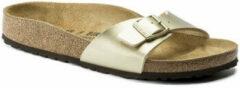 Gouden Slippers Birkenstock Madrid bf