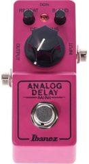 Ibanez Analog Delay Mini delay/echo/looper pedaal